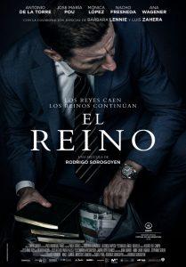 El reino. Un film de Rodrigo Sorogoyen (2017)
