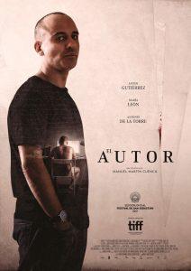 El autor. Un film de Manuel Martín Cuenca (2016)