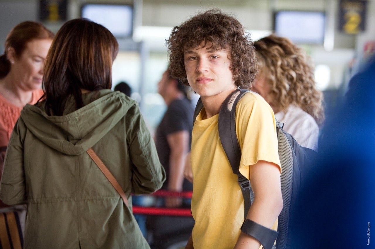 Arón Piper protagonista del film
