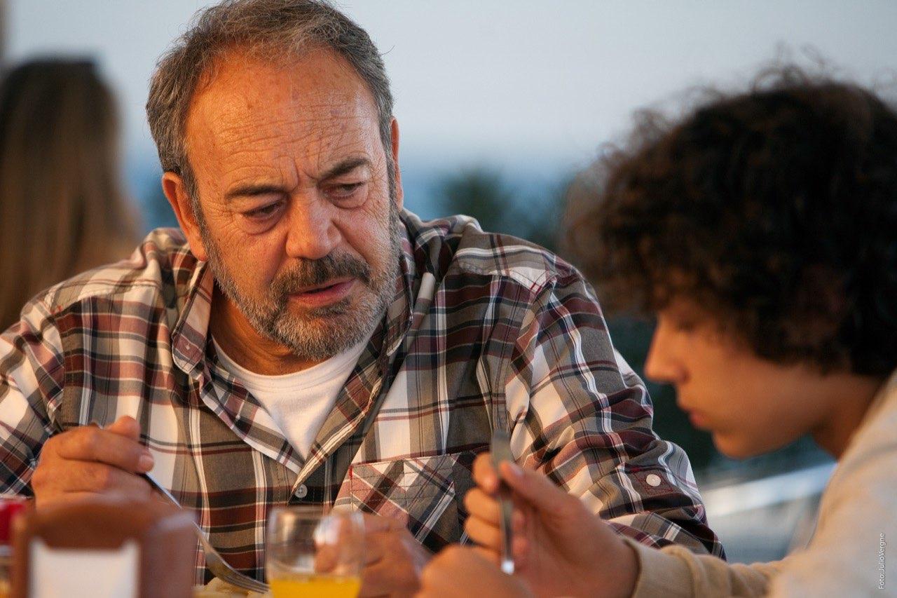 Tito Valverde protagonista del film