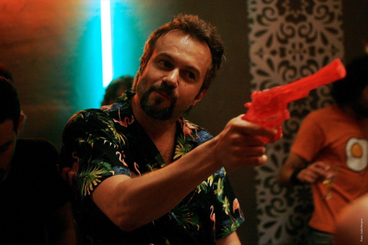 Tristán Ulloa protagonista del film