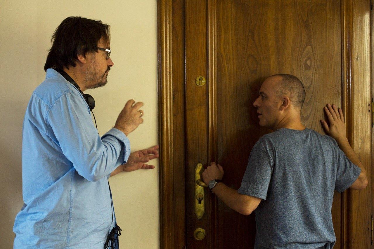 Javier Gutierrez y Manuel Martín