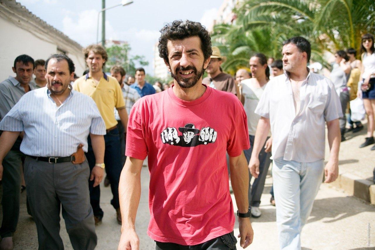 Alberto Rodríguez, director del film