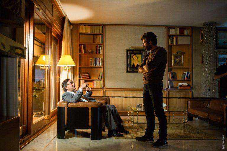 Eduard Fernández y Alberto Rodríguez