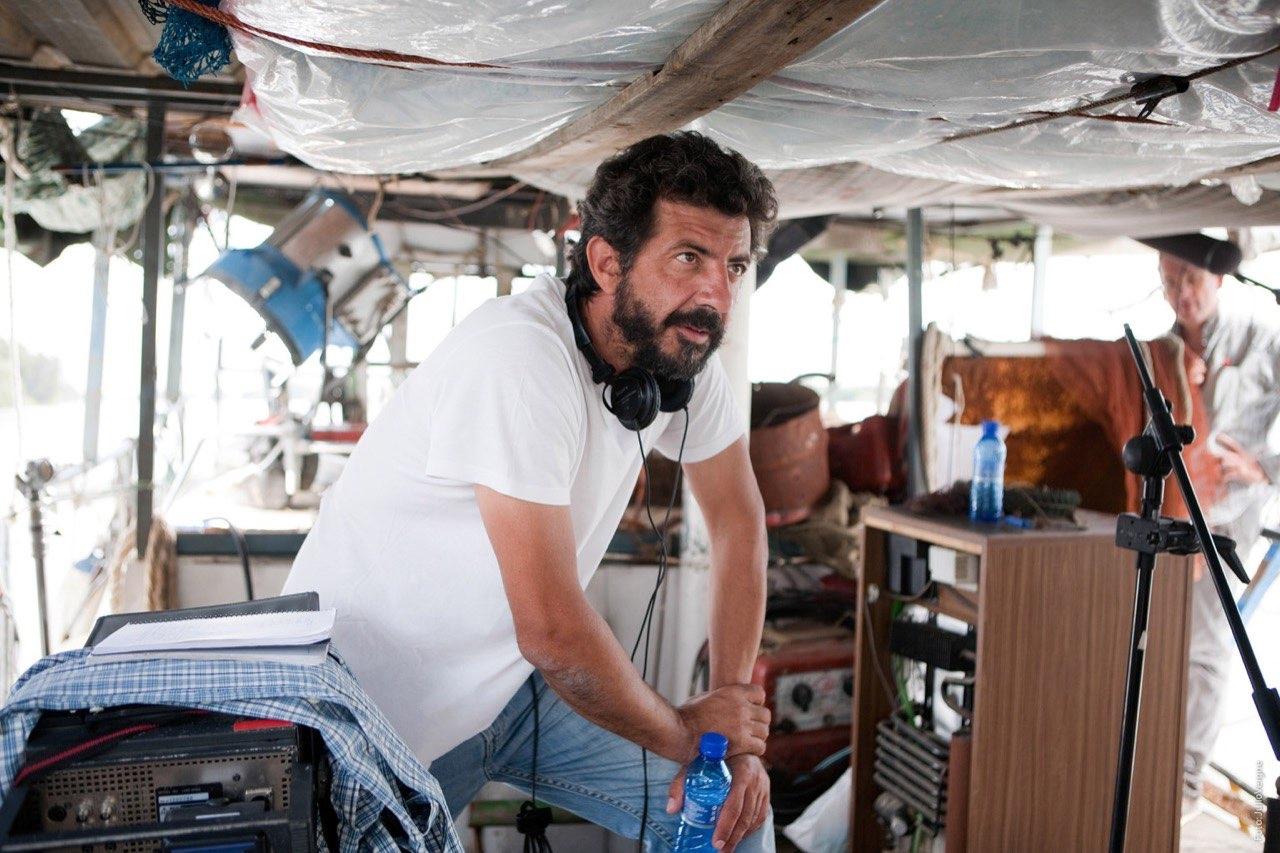 Alberto Rodríguez director del film
