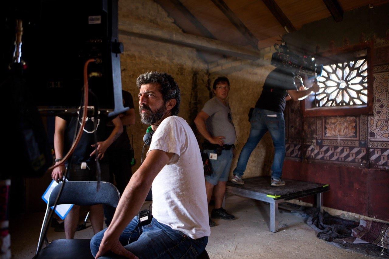 Alberto Rodríguez director de la serie