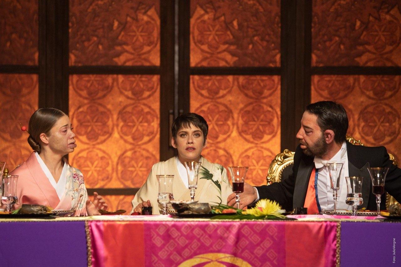 María León, protagonista del film 'Los Japón'