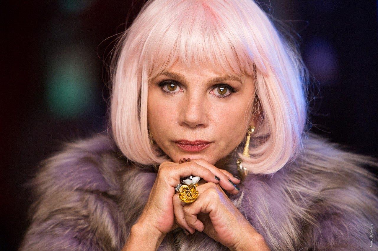 Victoria Abril protagonista del film