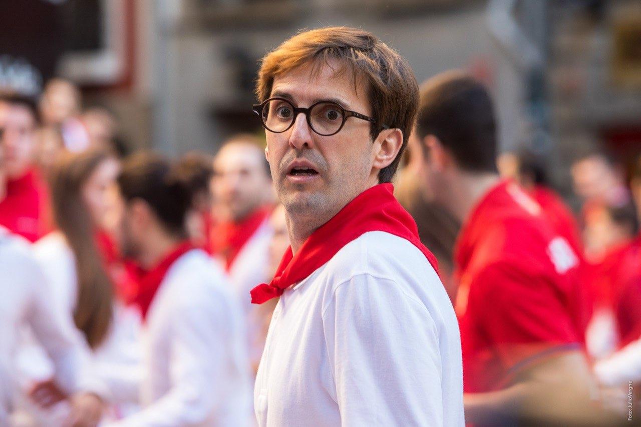 Julian López protagonista del film