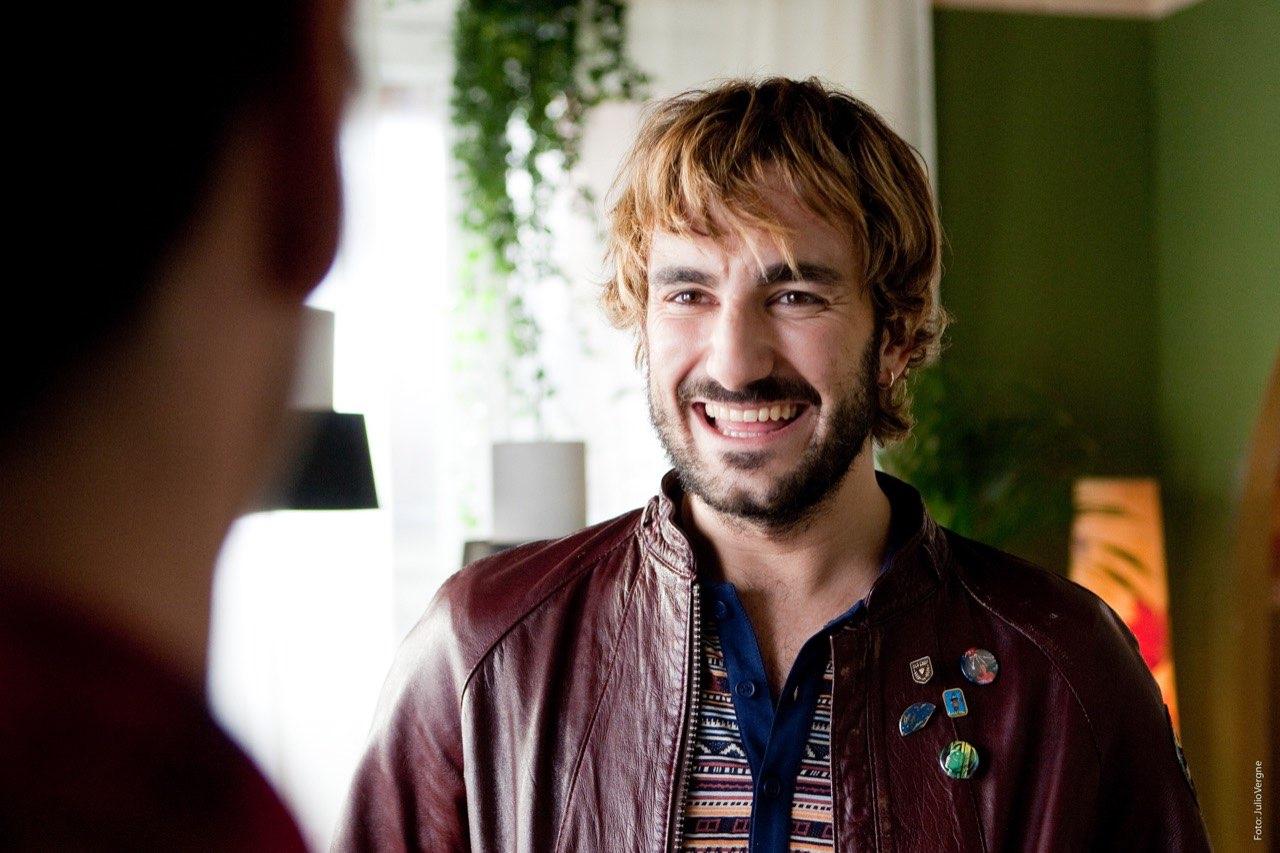 Yon González fotograma del film