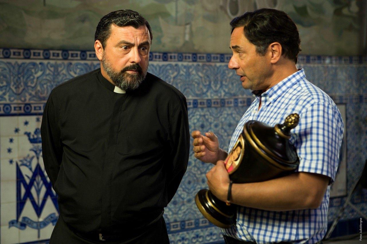 Jordi Sánchez y Paco Tous