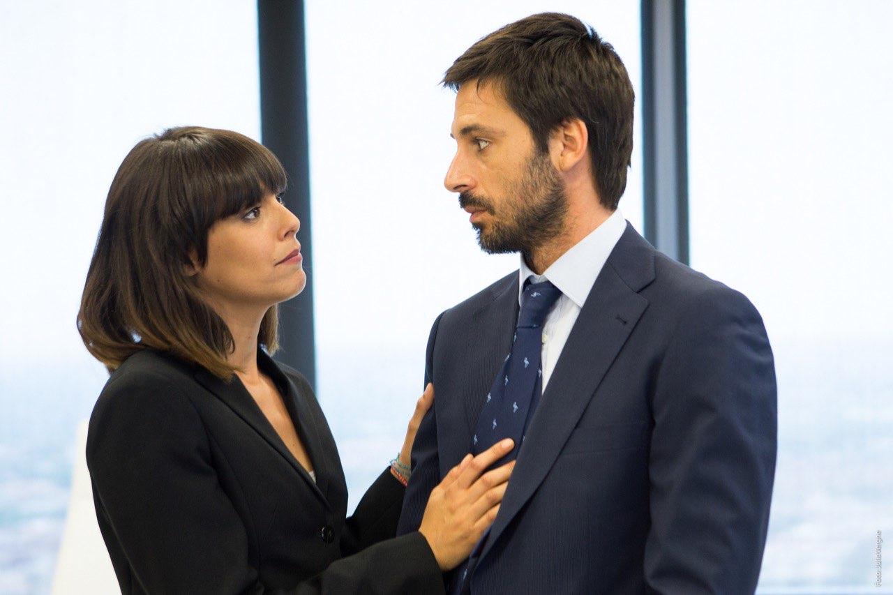 Hugo Silva y Blanca Cuesta