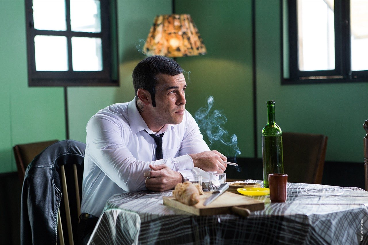 Luis Tosar protagonista del film