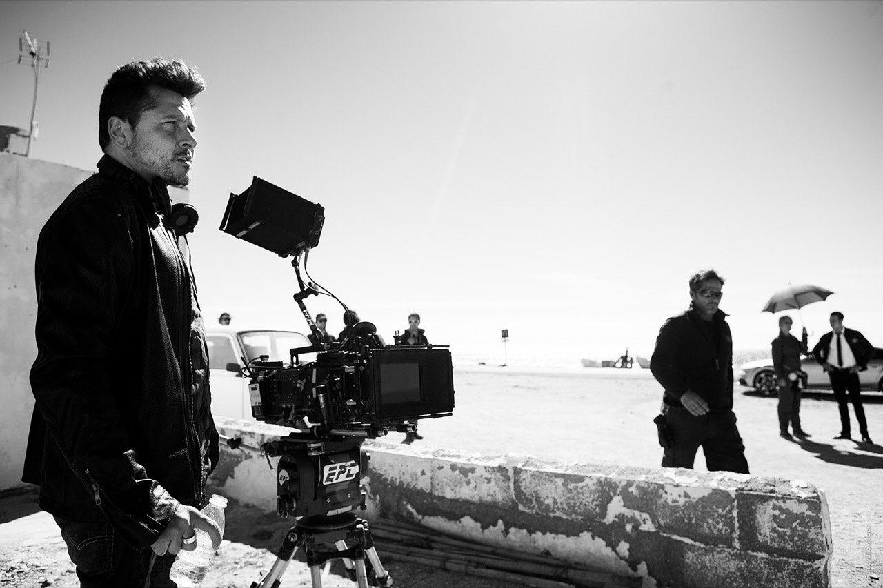 Mario Casas protagonista del film